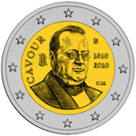 200th anniversary of the Count of Cavour's birth, Italy